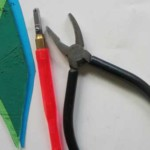 Tools for Leaded Stained Glass