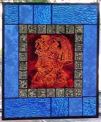 Maya King Panel