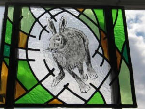 free leaded stained glass design