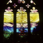 mark angus stained glass window