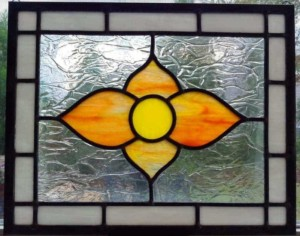 stained glass made in lead came course