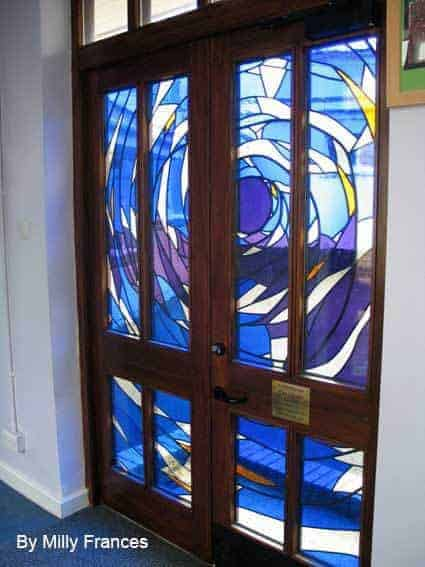 Make A Leaded Glass Panel Course