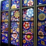 Stained Glass Paintings