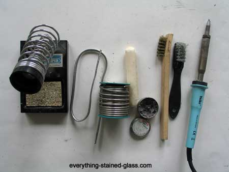 all tools for soldering