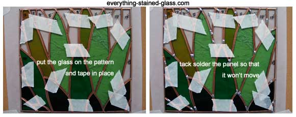 holding-stained-glass-in-place
