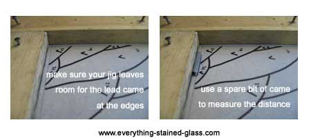 jig for stained glass