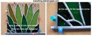 measuring for zinc frame