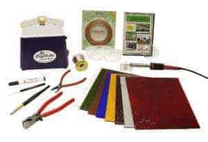 start up kit for stain glass
