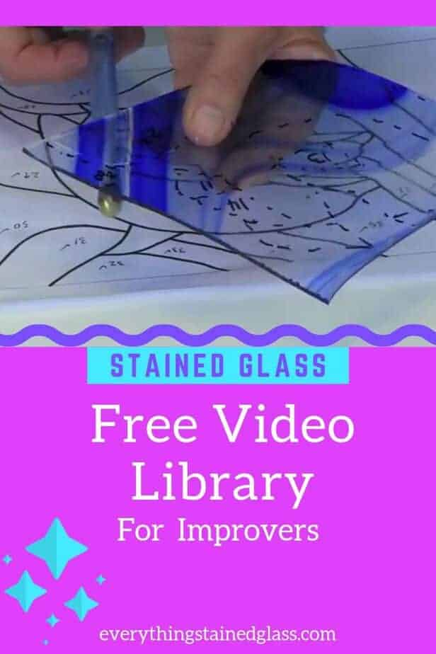 stained glass video library