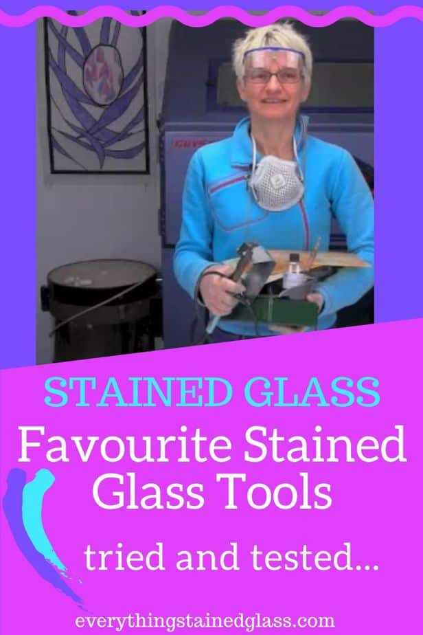 Favourite Stained Glass tools