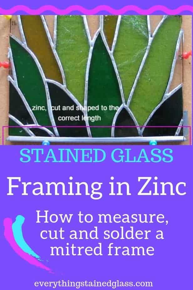 framing in zinc came