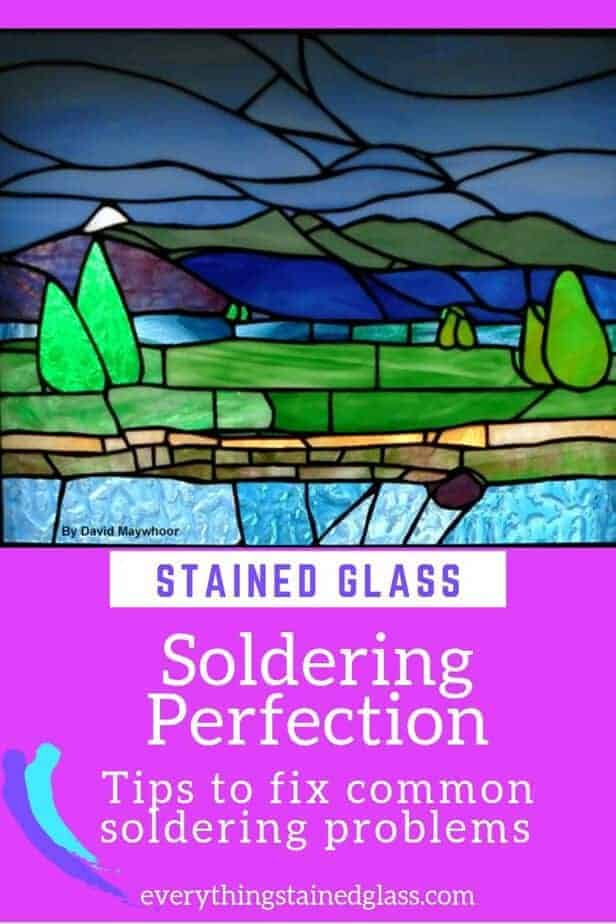 soldering perfection - tips for common soldering problems