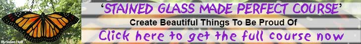 Stained Glass Made Perfect online course