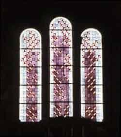 delicate patterned window