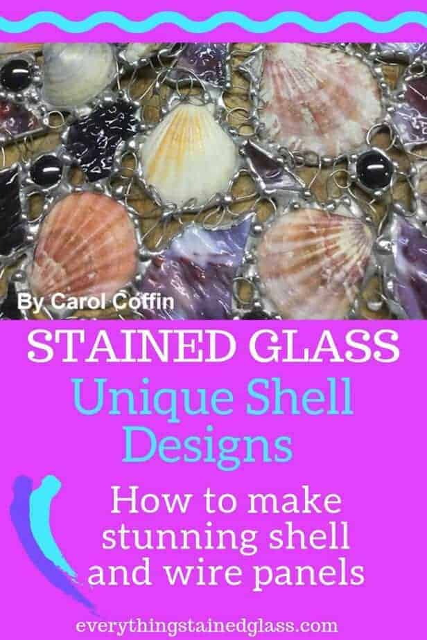 wireworking with shells