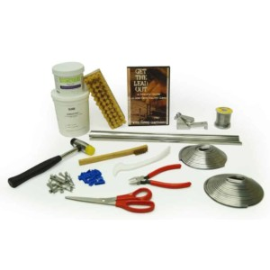 stained glass kits for leaded stained glass